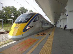 รถไฟมาเลเซีย ปาดังเบซาร์