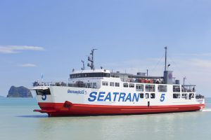 จองเรือเฟอร์รี่ สุราษ-เกาะสมุย