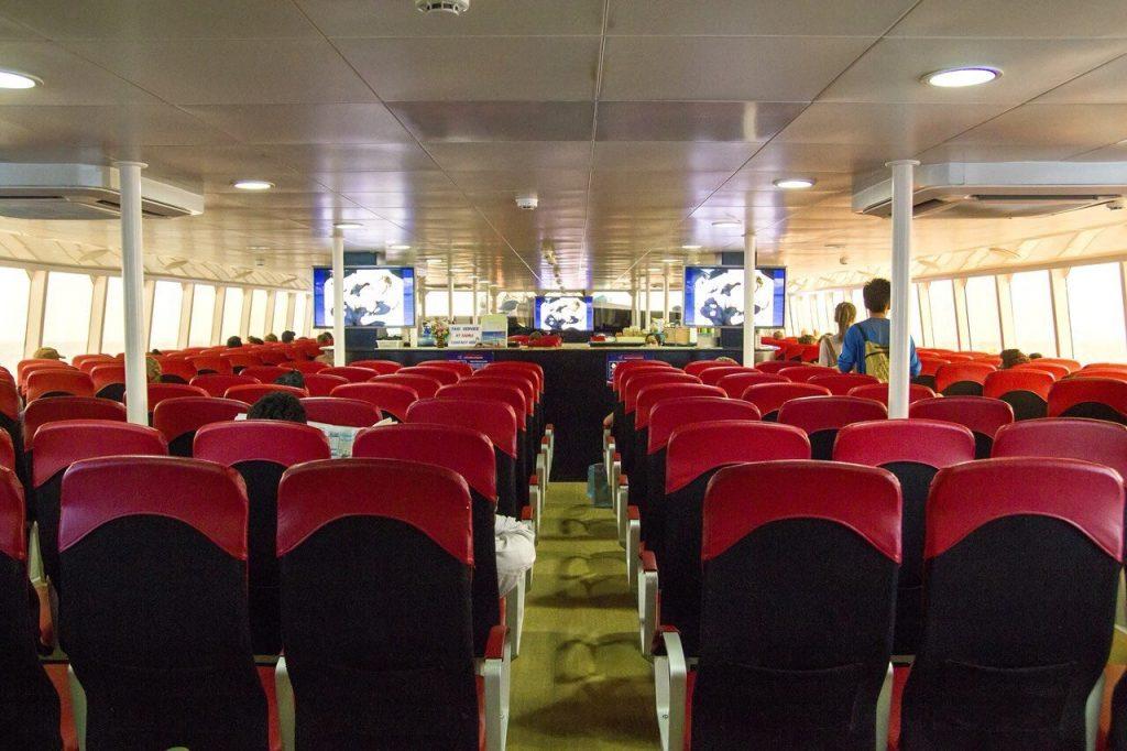 รถโดยสารเกาะสมุย-ภูเก็ต